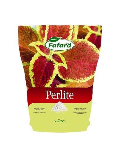 Perlite 5 li fafard nos produits horticoles et de for Produit de jardinage