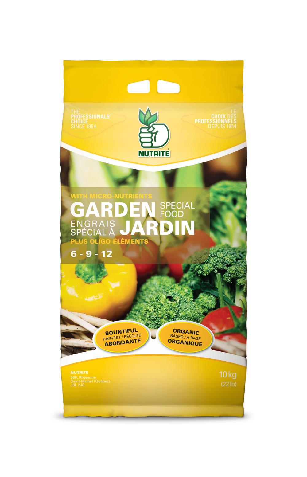 Engrais a jardin 6 9 12 nutrite nos produits for Produit de jardinage
