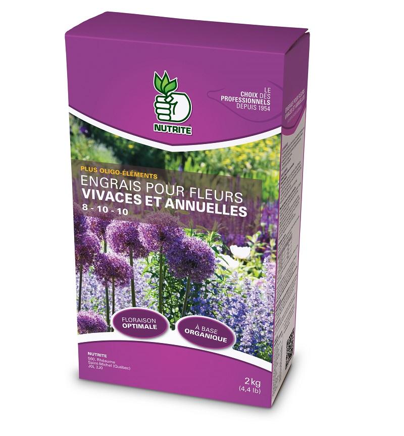 Engrais vivaces et annuelles 8 10 10 nutrite nos for Engrais 10 10 10