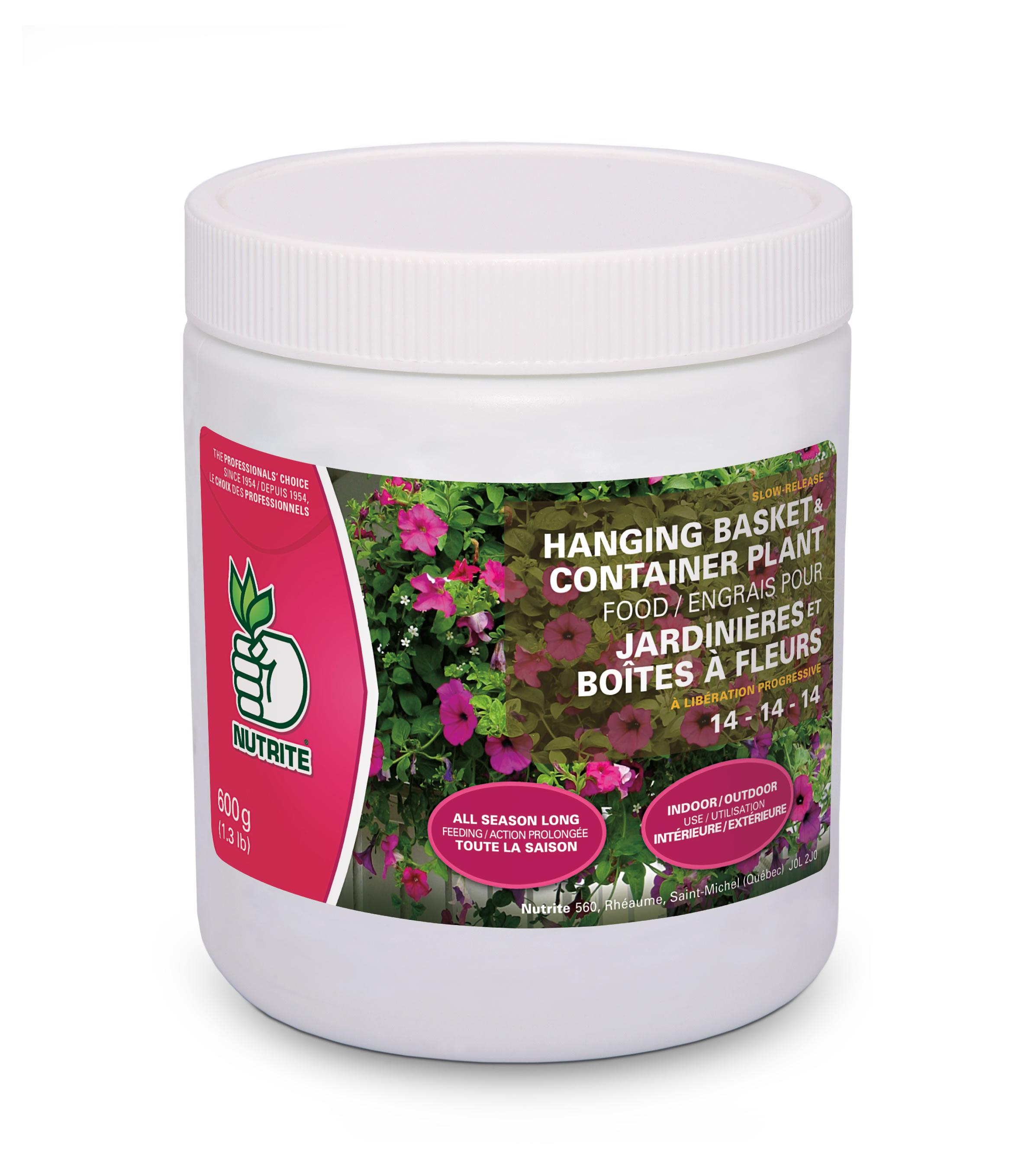 Engrais lib ration control e 14 14 14 jardiniere for Produit de jardinage