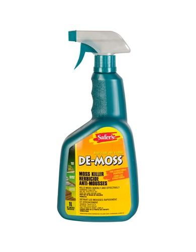 Herbicide anti mousse safer 39 s pae nos produits for Produit de jardinage