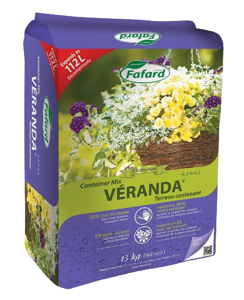Terreau veranda plus 2 pi cube nos produits for Produit de jardinage