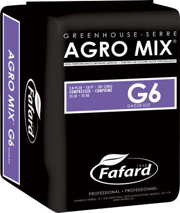 Agro mix g10 fafard nos produits horticoles et de for Produit de jardinage