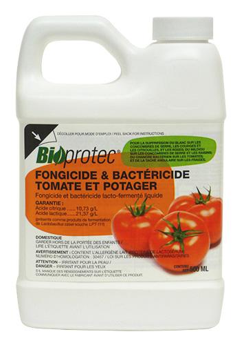 Fongicide bactericide potager bioprotec nos produits for Produit de jardinage