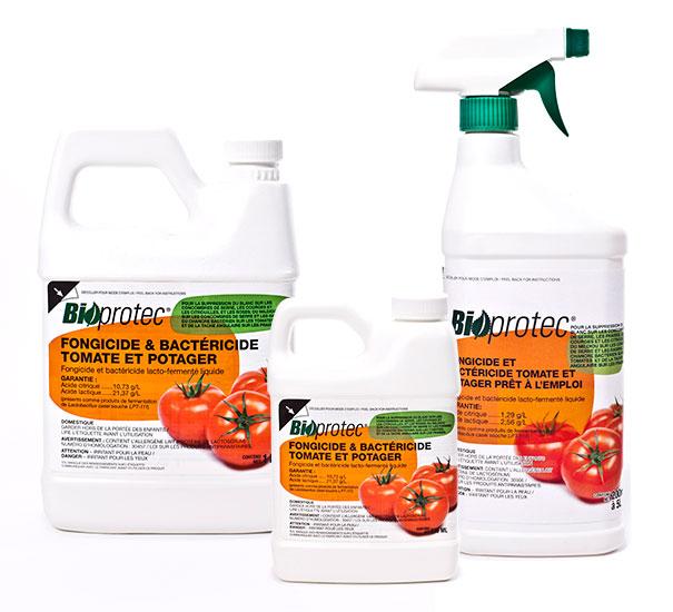 Fongicide bactericide potager bioprotec pae nos for Produit de jardinage