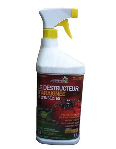 Destructeur d 39 araigne pae superieur nos produits for Produit de jardinage