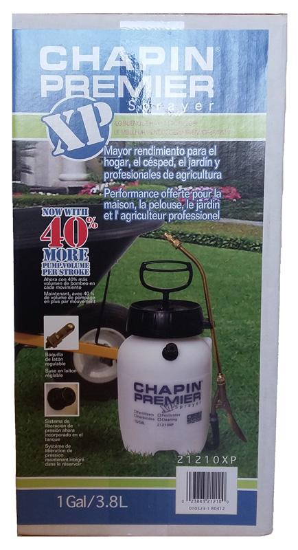 Vaporisateur 21210xp 1 gall professionnel chapin nos for Produit de jardinage