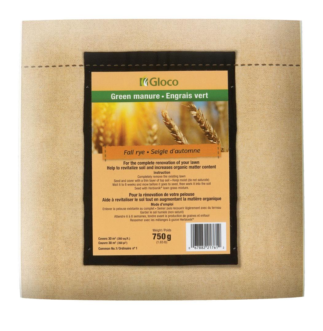 Engrais vert seigle gloco nos produits horticoles for Produit de jardinage