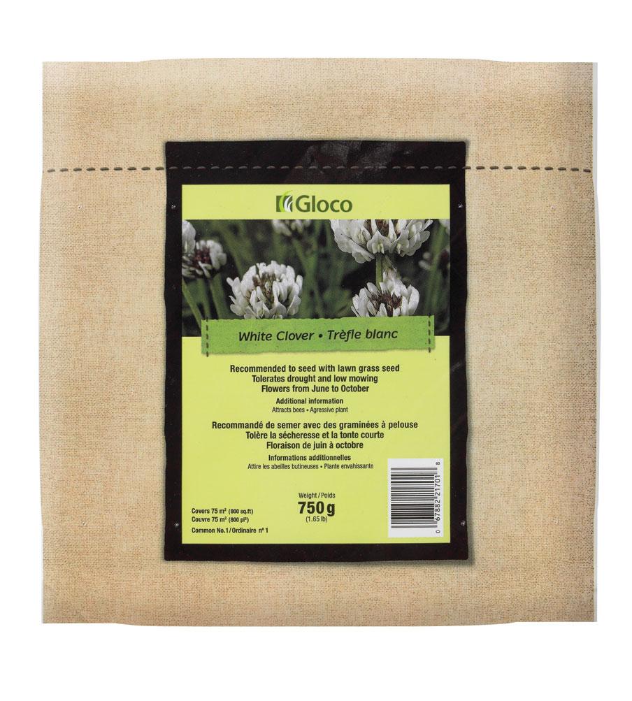 Semence pelouse trefle blanc gloco nos produits horticoles et de jardinage jardin2m - Produit contre le trefle ...