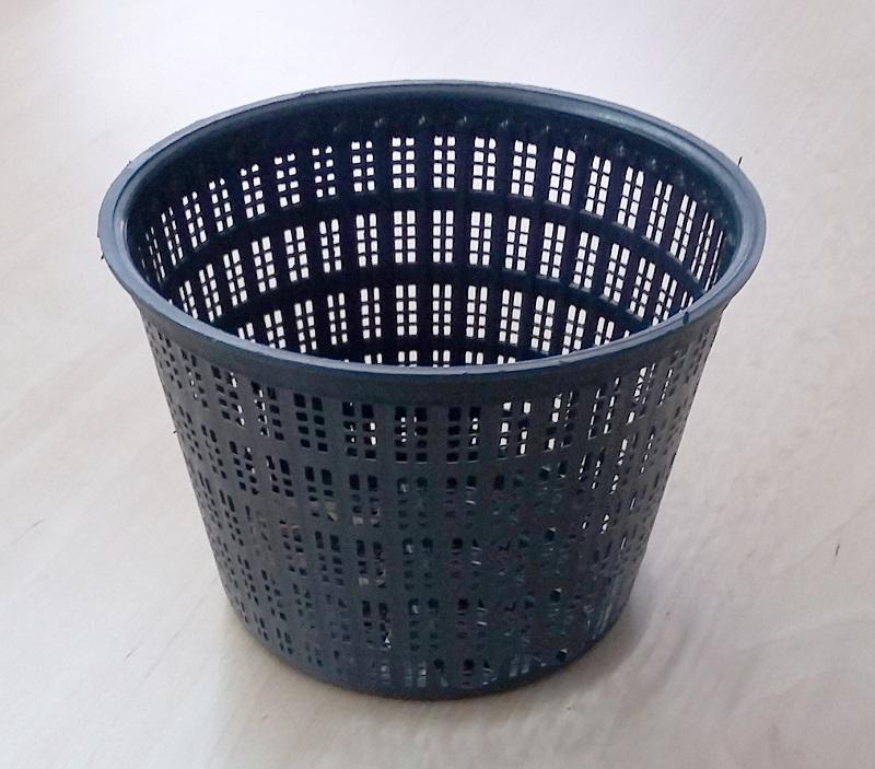 pot rond plantes aquatiques 14 cm nos produits. Black Bedroom Furniture Sets. Home Design Ideas